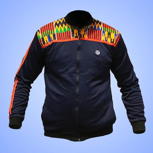 Blue Timon Sports Jacket